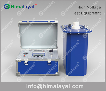 30kV portable VLF Test Set