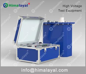 30kV portable VLF Test Set