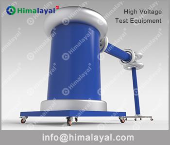 HCTT-150kV/0.1A Charging Transformer