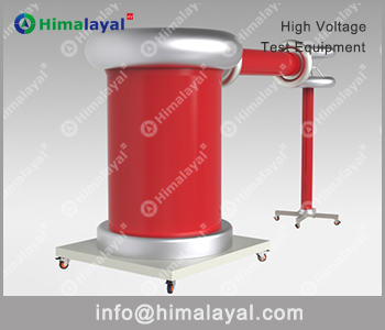 HCTT-200kV/0.2A Charging Transformer