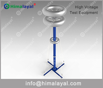 HVF 1000kV/1000pF Capacitive Voltage Divider