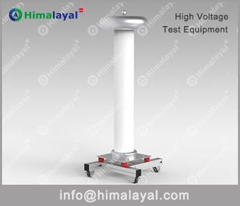 Hvf 60kv 1000pf Coupling Capacitor Amp Capacitive Voltage