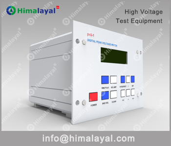 pV 2-1 Peak Voltmeter
