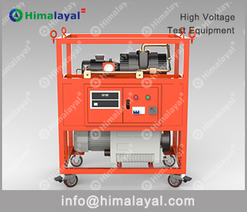HCL/LC-300F Gas Vacuumizing & Charging Device