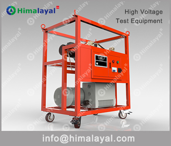 HCL/LC-11B Gas Vacuumizing & Charging Device