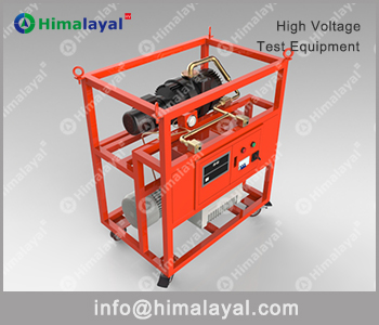 HCL/LC-25 Gas Vacuumizing & Charging Device