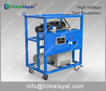 HCL/LC-15 Gas Vacuumizing & Charging Device