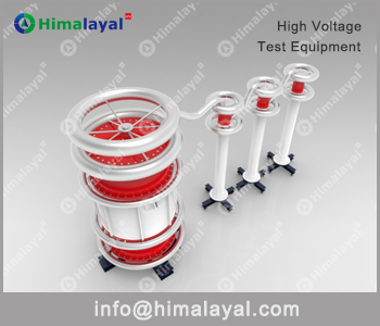 Inductance resonant test system