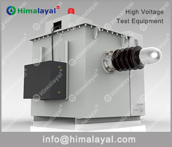 HCA 100kV/200mA DC Charging Apparatus