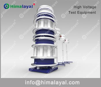 500kV25000kva Resonant Reactor