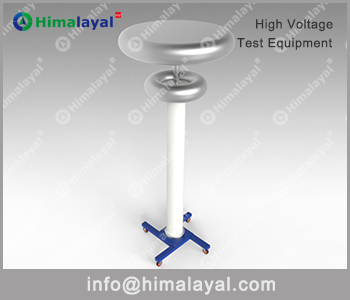HTH 250kV/100pF Injection Capacitor