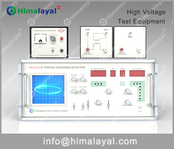 AC Dielectric Test System_Himalayal - High Voltage Test