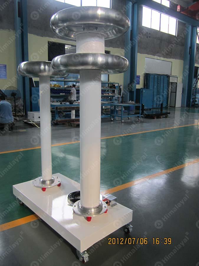 Coupling Capacitor Amp Capacitance Voltage Divider 75kv