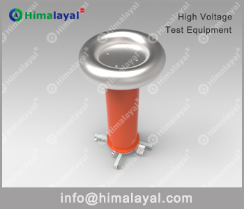 gas insulated standard capacitor