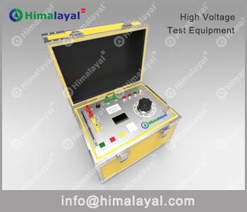 ac dc hipot test system