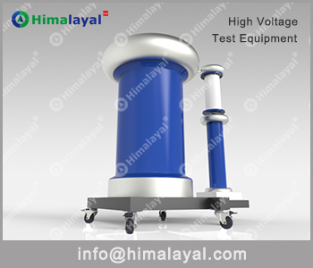 Portable ac dielectric test system