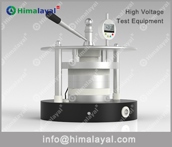 Solid material dielectric loss measuring