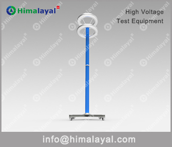 impulse voltage divider impulse measuring