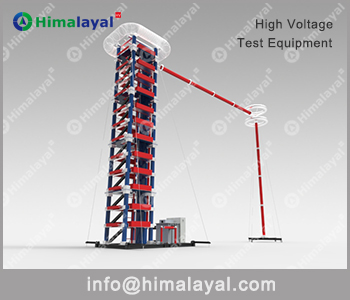 impulse voltage generator test system