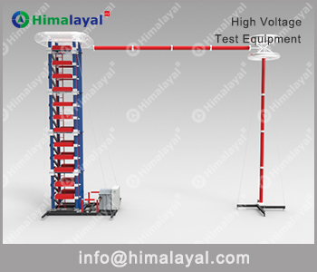 impulse voltage generator test system