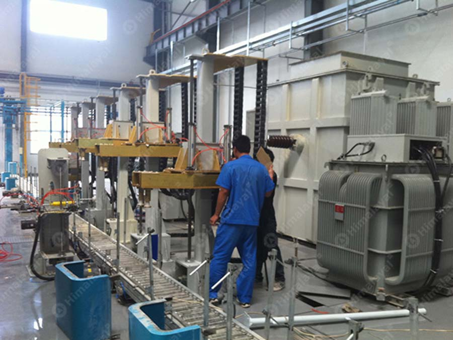 Power Capacitor AC/DC/PD/Dielectric loss testing_Power