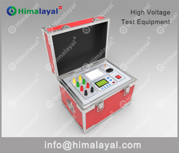 HCL 2922(20A-T) (Three Phase) (DC) Winding Resistance Meter